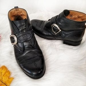 Ariat ankle boots